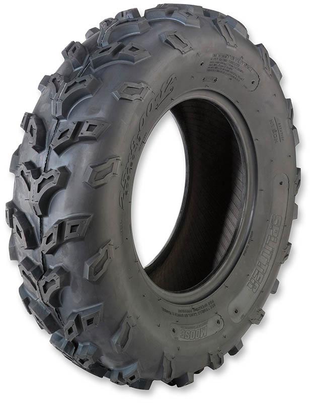 New Splitter Tire From Moose Atv Illustrated