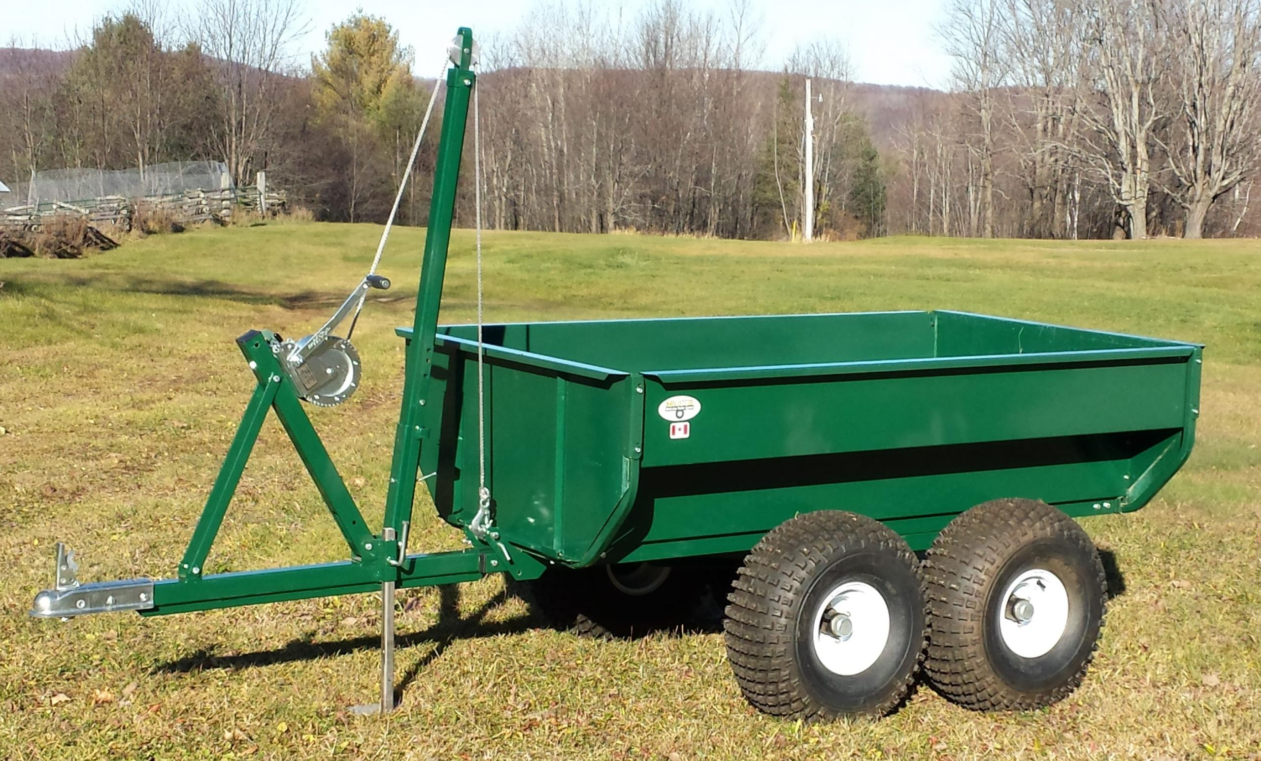 Utility Trailers For Sale Ontario >> MUTS Multi Use Trailer System | ATV Illustrated