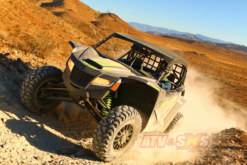 2018 TEXTRON WILDCAT XX FIRST RIDE | ATV Illustrated