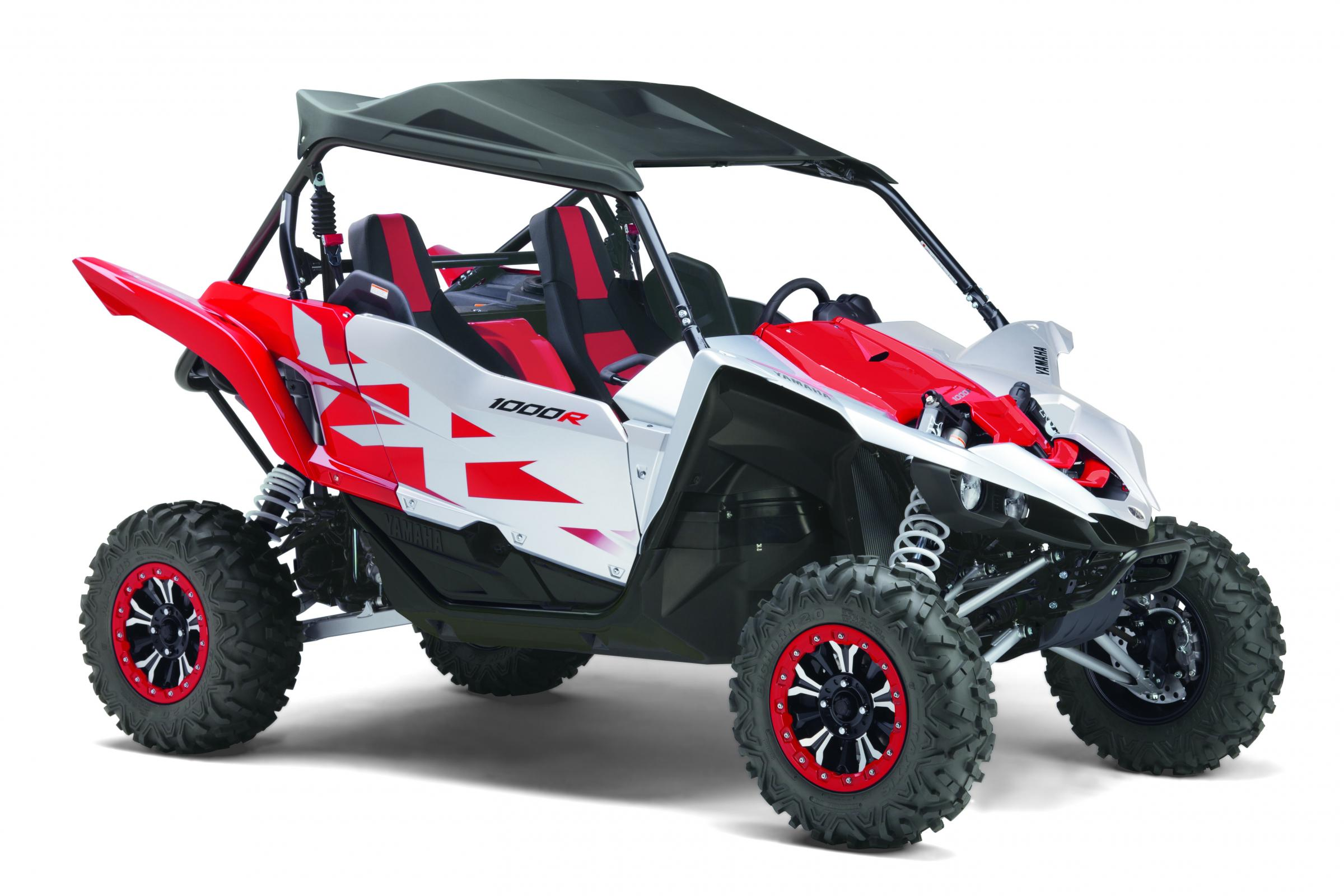 yamaha introduces new yxz1000r and wolverine sxs special. Black Bedroom Furniture Sets. Home Design Ideas
