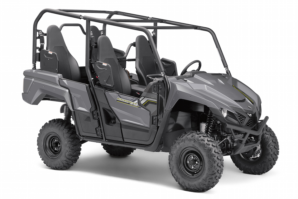 Yamaha announces all new wolverine x4 atv illustrated for Top speed of yamaha wolverine side by side