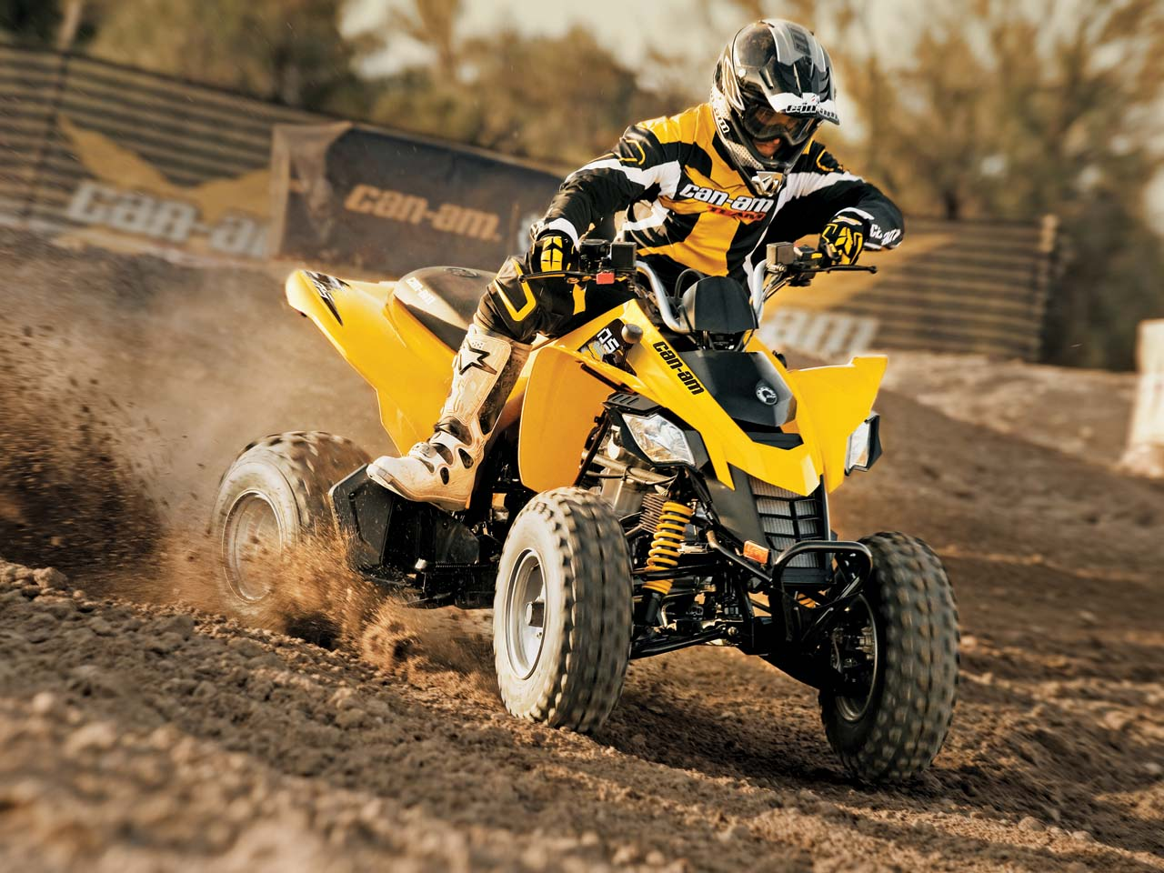 The Sporting Life - Mid-Sized Sport ATV Roundup | ATV