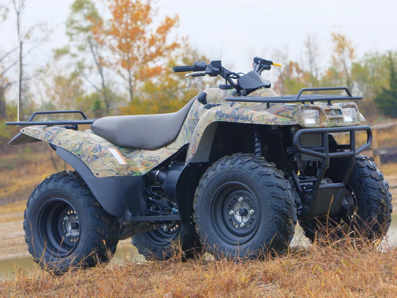 The 2010 Kawasaki Prairie 360 4X4 | ATV Illustrated