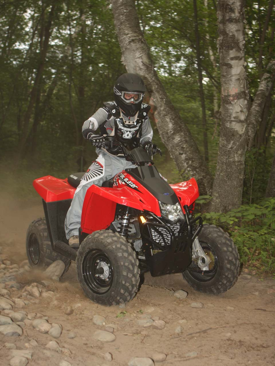 The Sporting Life - Mid-Sized Sport ATV Roundup | ATV