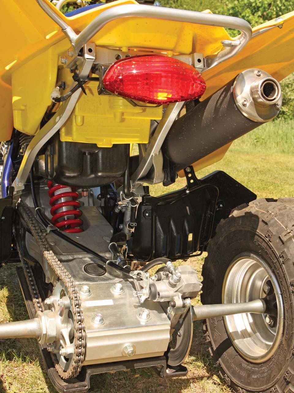 Suzuki Ltz A Arms