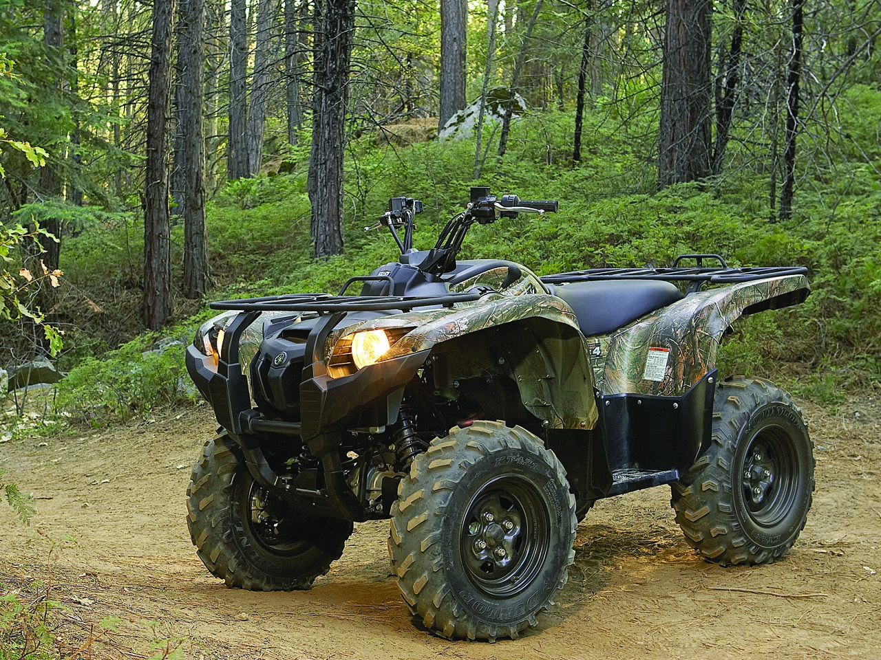 Yamaha Atv Grizzly  X