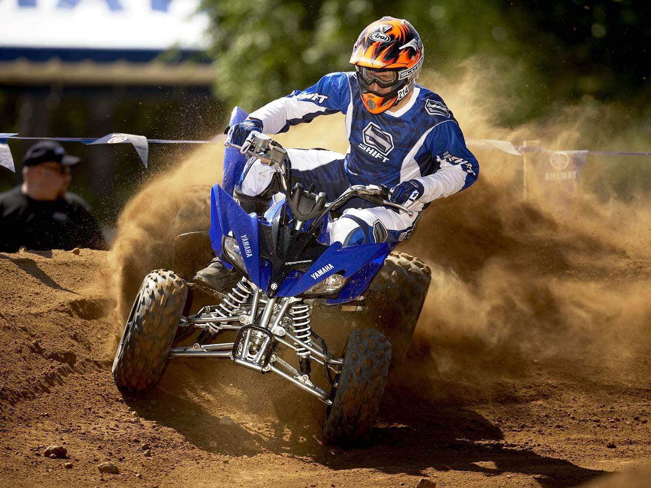 Best 300cc Class Sport Atv The 2011 Yamaha Raptor 250
