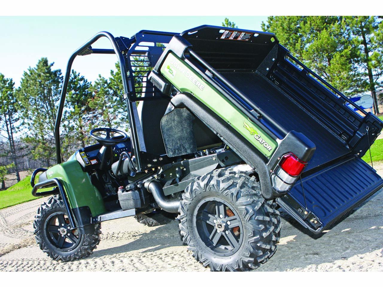 2011 John Deere Gator 825 XUV Review  ATV Illustrated