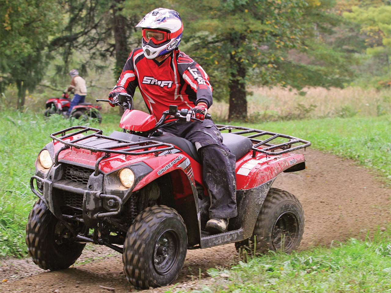kawasaki brute force | atv illustrated