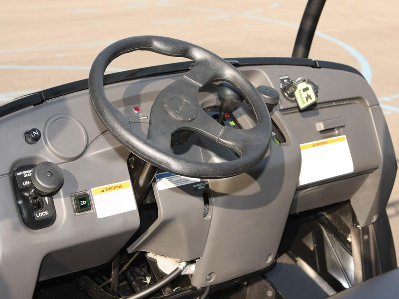 2010 Kawasaki Mule 610 4x4 XC   ATV Illustrated