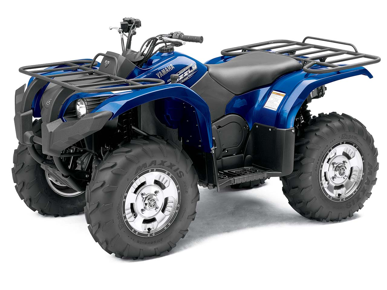 changes and new additions the 2011 yamaha atvs atv. Black Bedroom Furniture Sets. Home Design Ideas