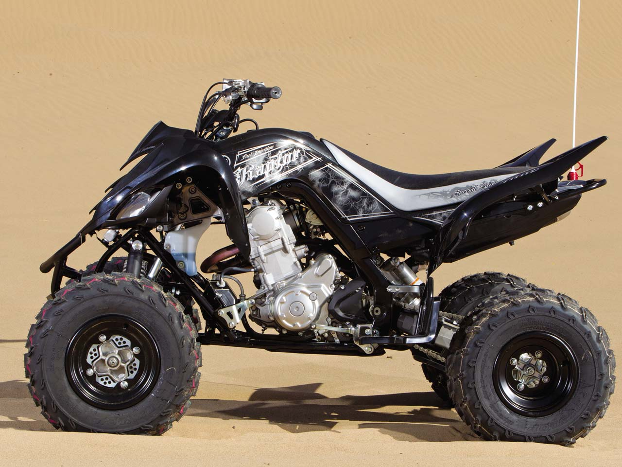Yamaha's 2011 Special Edition Dune Event   ATV Illustrated