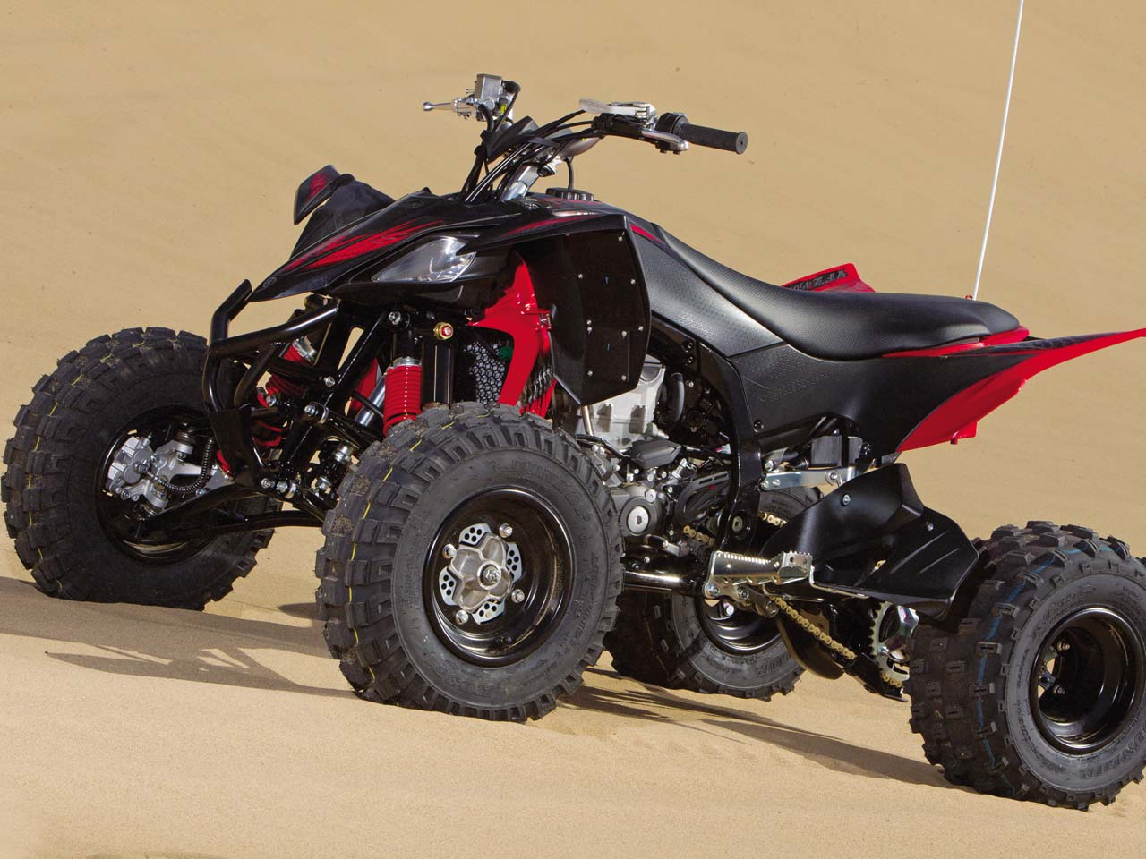 Yamaha's 2011 Special Edition Dune Event | ATV Illustrated