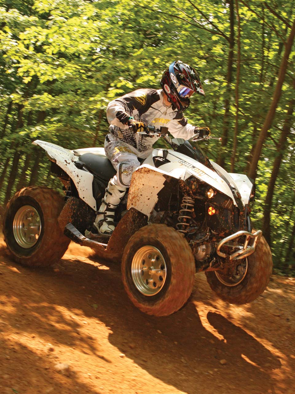 First Ride - Can-Am Outlander And Renegade 1000