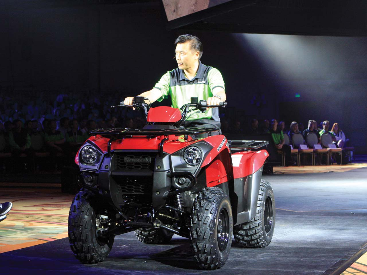 New Model Preview - The New Kawasaki Teryx 4 | ATV Illustrated