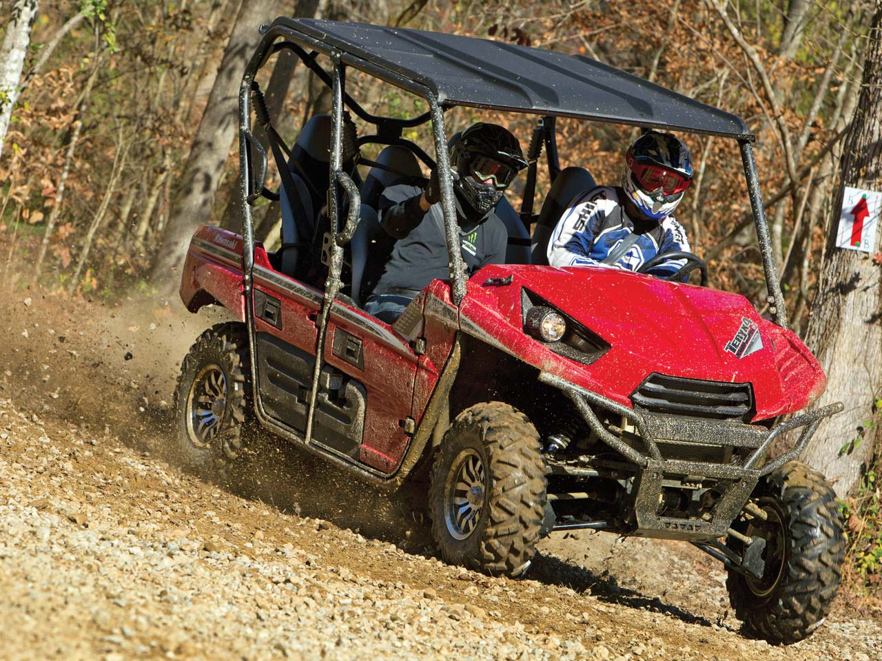First Ride The Family Four Atv Illustrated