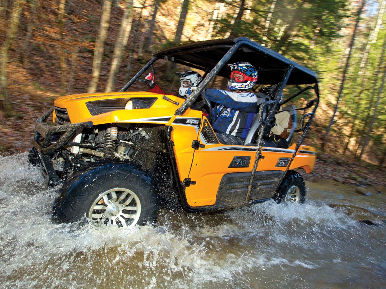 2012 kawasaki teryx 4 750 4x4 review | atv illustrated