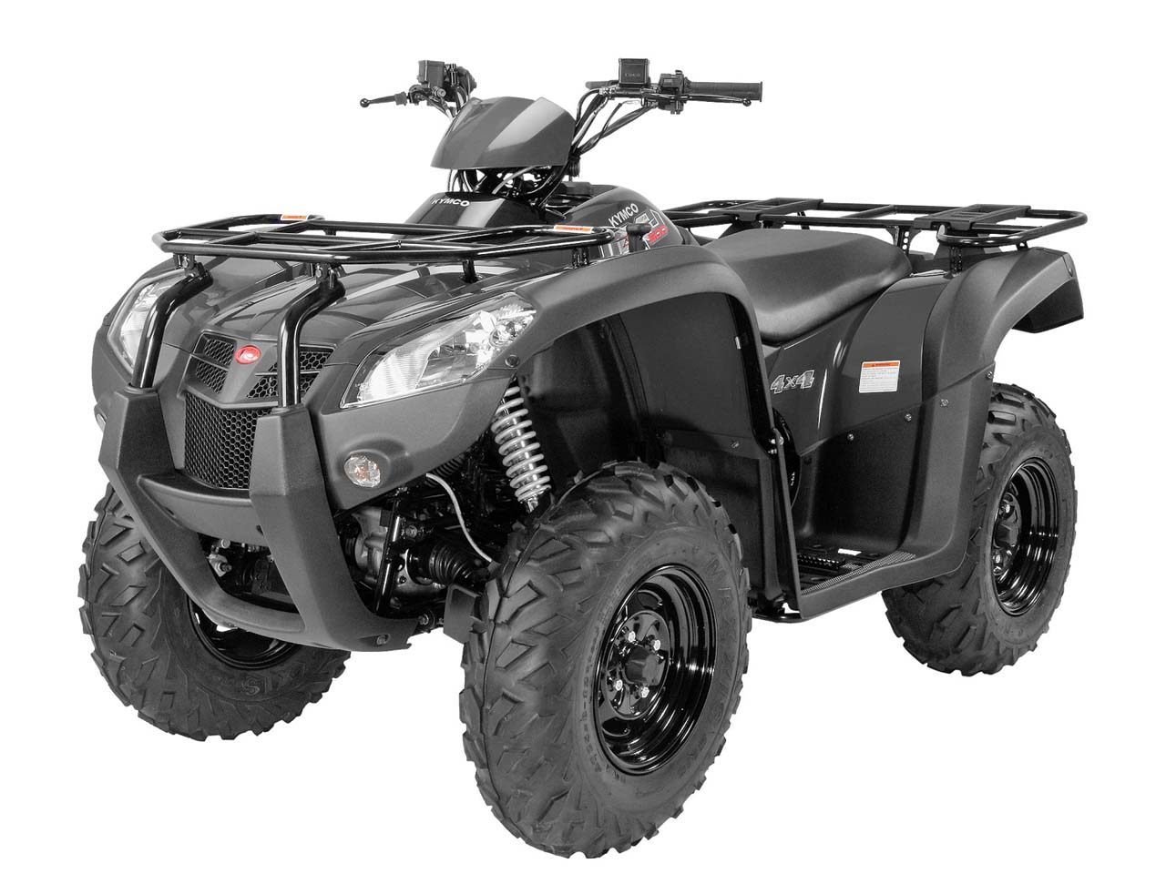 ride tested the utility player atv illustrated rh atvillustrated com Kymco MXU 500 Parts Kymco ATV 500 4x4