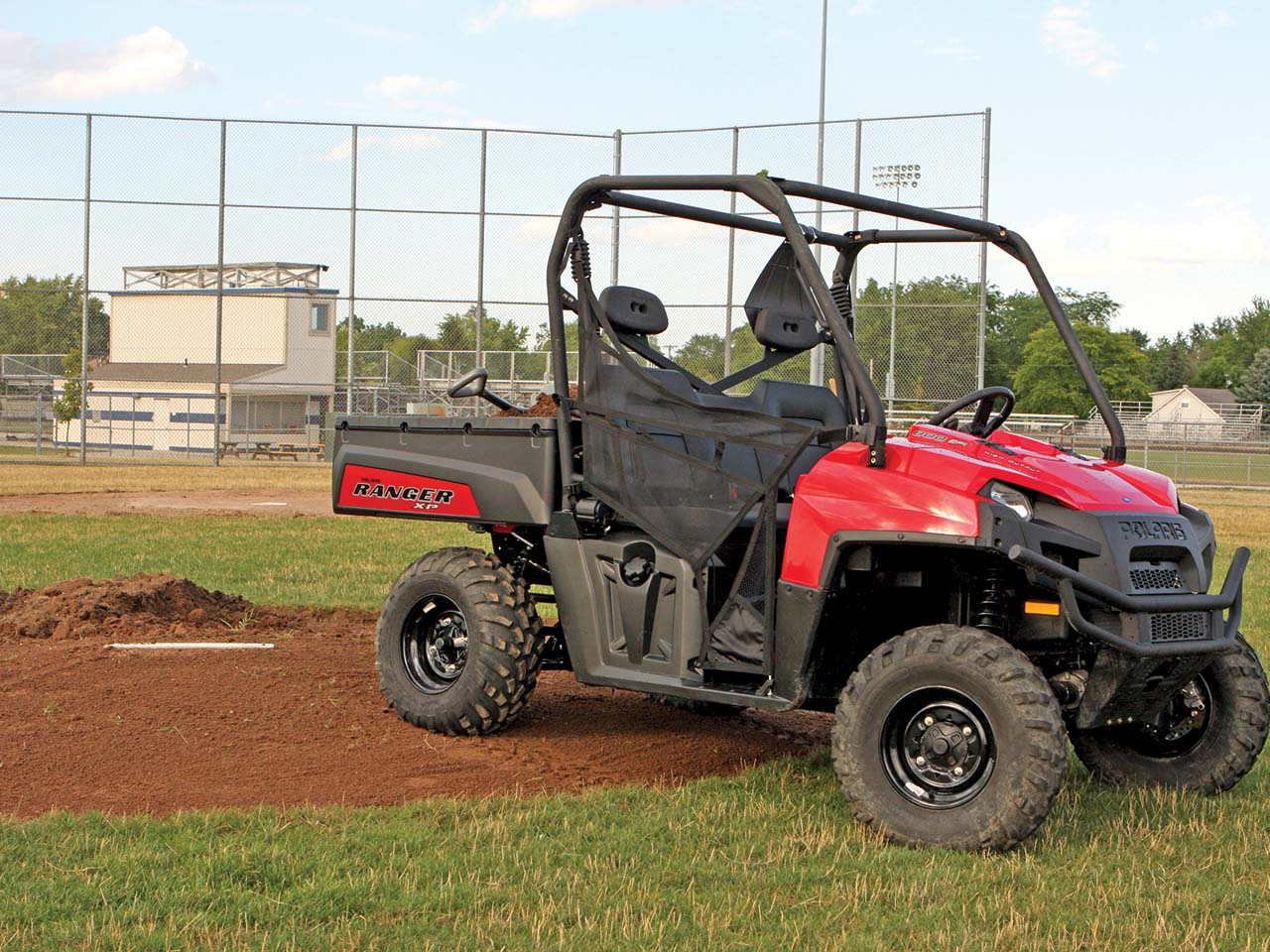 field tested the 2012 polaris ranger xp 800 atv illustrated. Black Bedroom Furniture Sets. Home Design Ideas