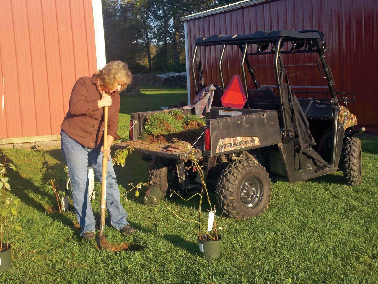 Farm & Field Tested - The Polaris Ranger 500 EFI | ATV Illustrated