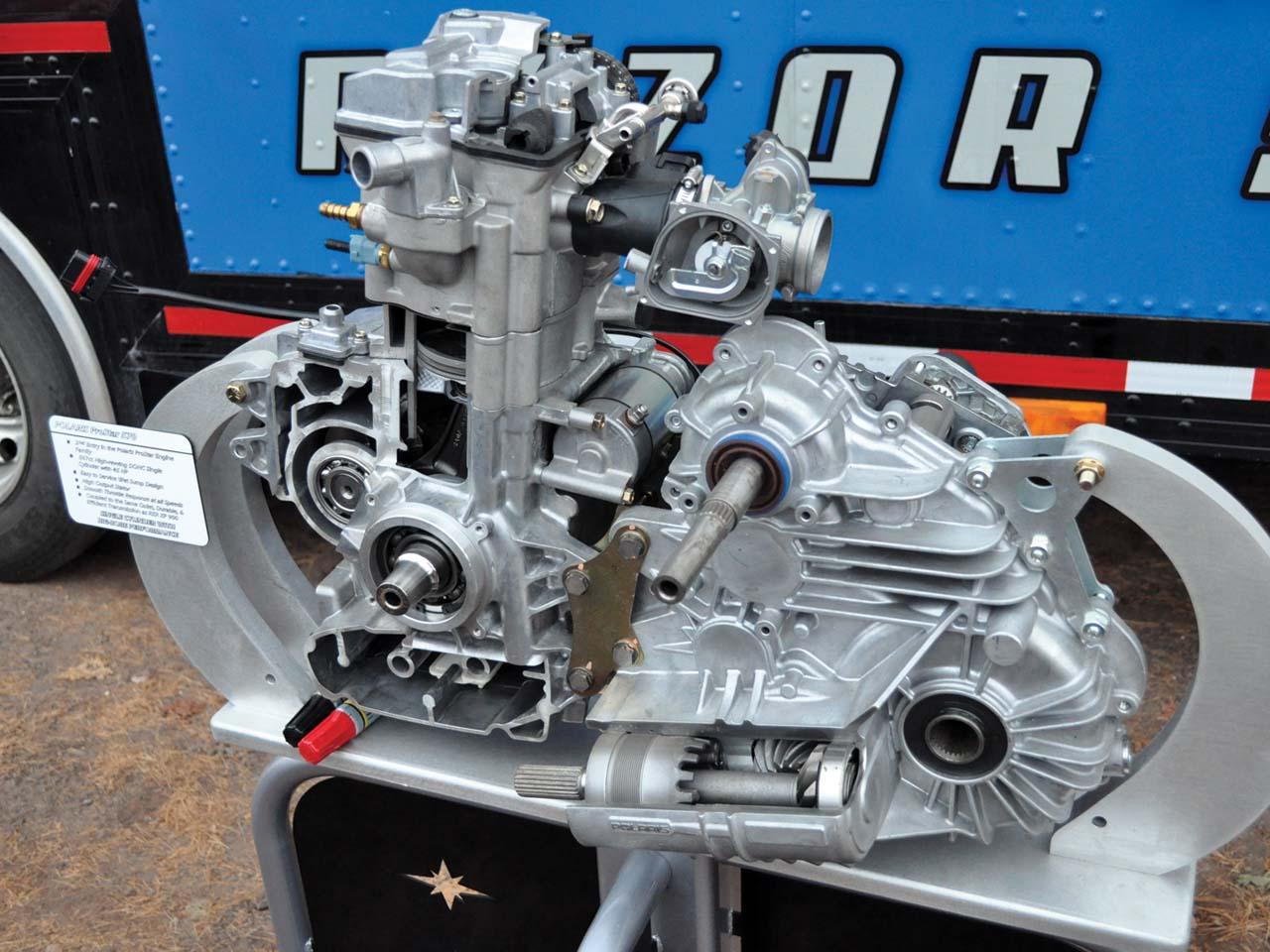 Polaris Rzr 800 Dimensions >> First Ride - The All-New Polaris RZR 570 | ATV Illustrated