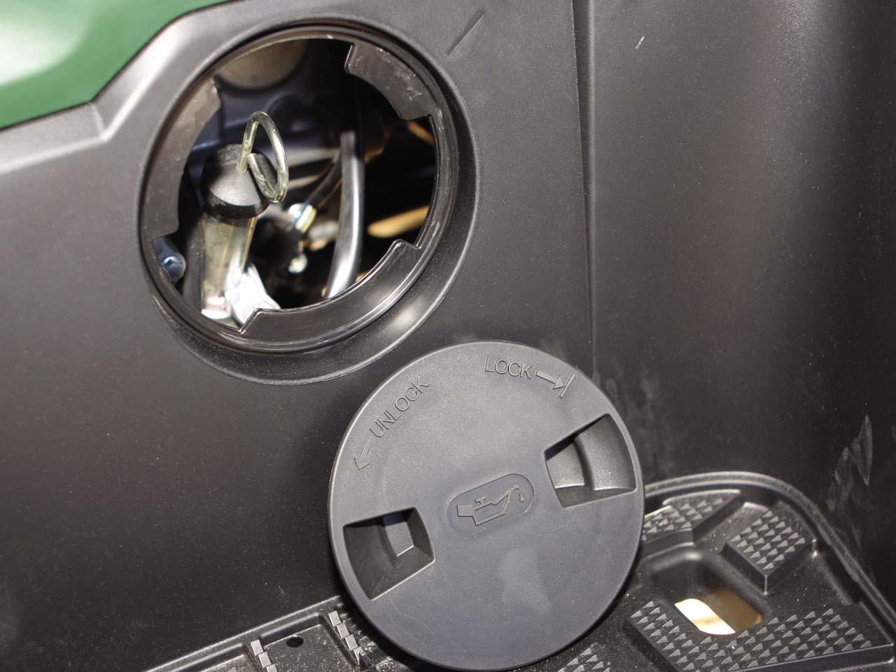 Is There A Fuel Pump On  Yamaha Kodiak