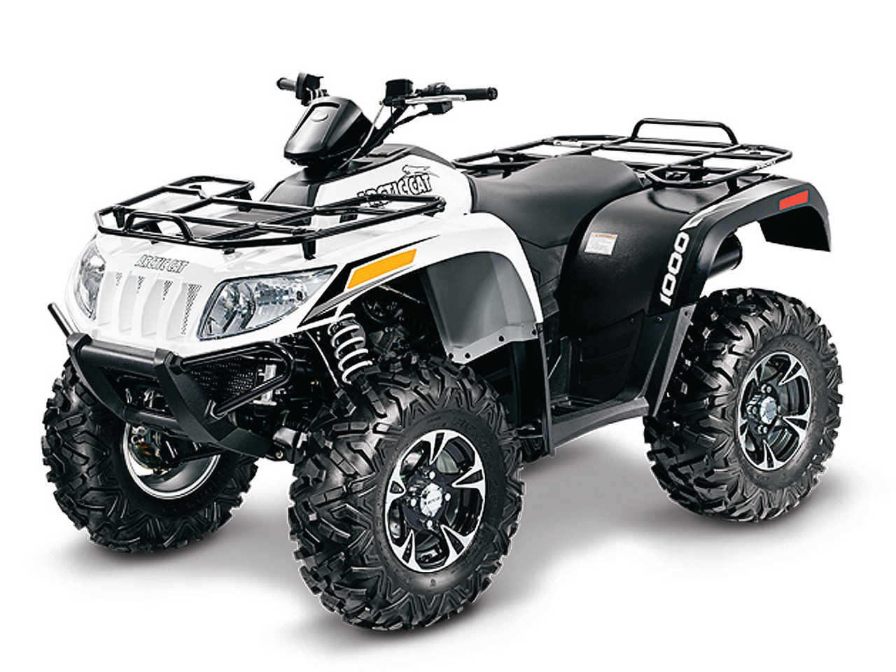 new model atvs the arctic cat atv lineup atv illustrated. Black Bedroom Furniture Sets. Home Design Ideas