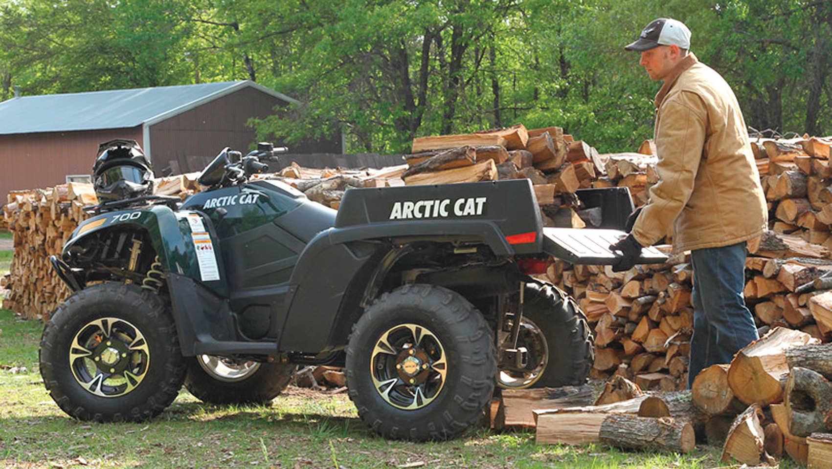 Arctic Cat Green Texture