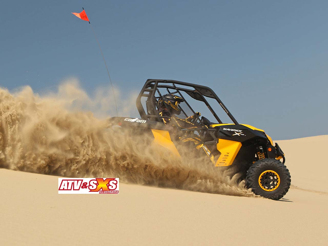 First Look - The 2013 Can-Am Maverick 1000R | ATV Illustrated