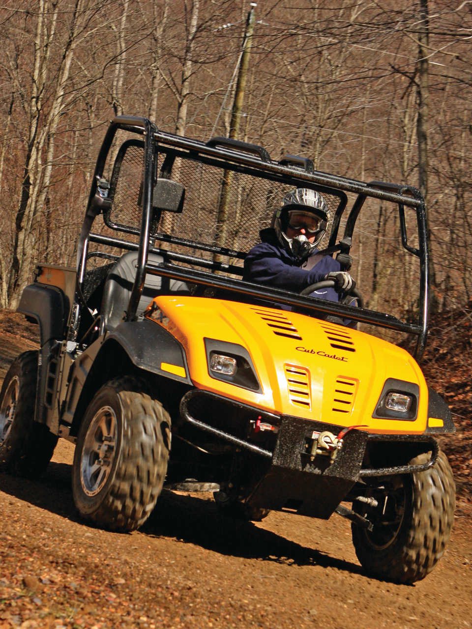 Work And Trail Tested Working Class Dream Machine Atv