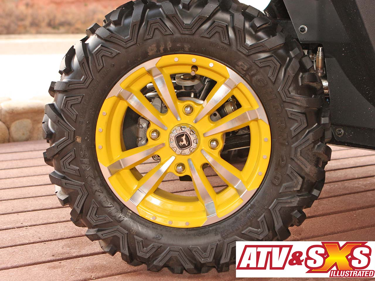 The 2013 John Deere Gator Rsx 850i Atv Illustrated