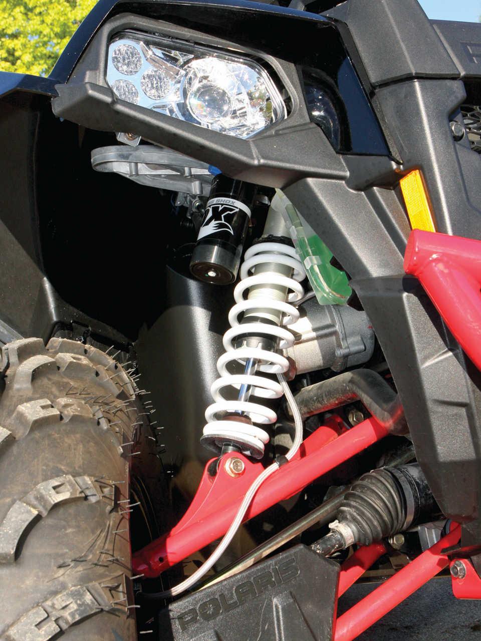 New Machine Test - Scramble On | ATV Illustrated