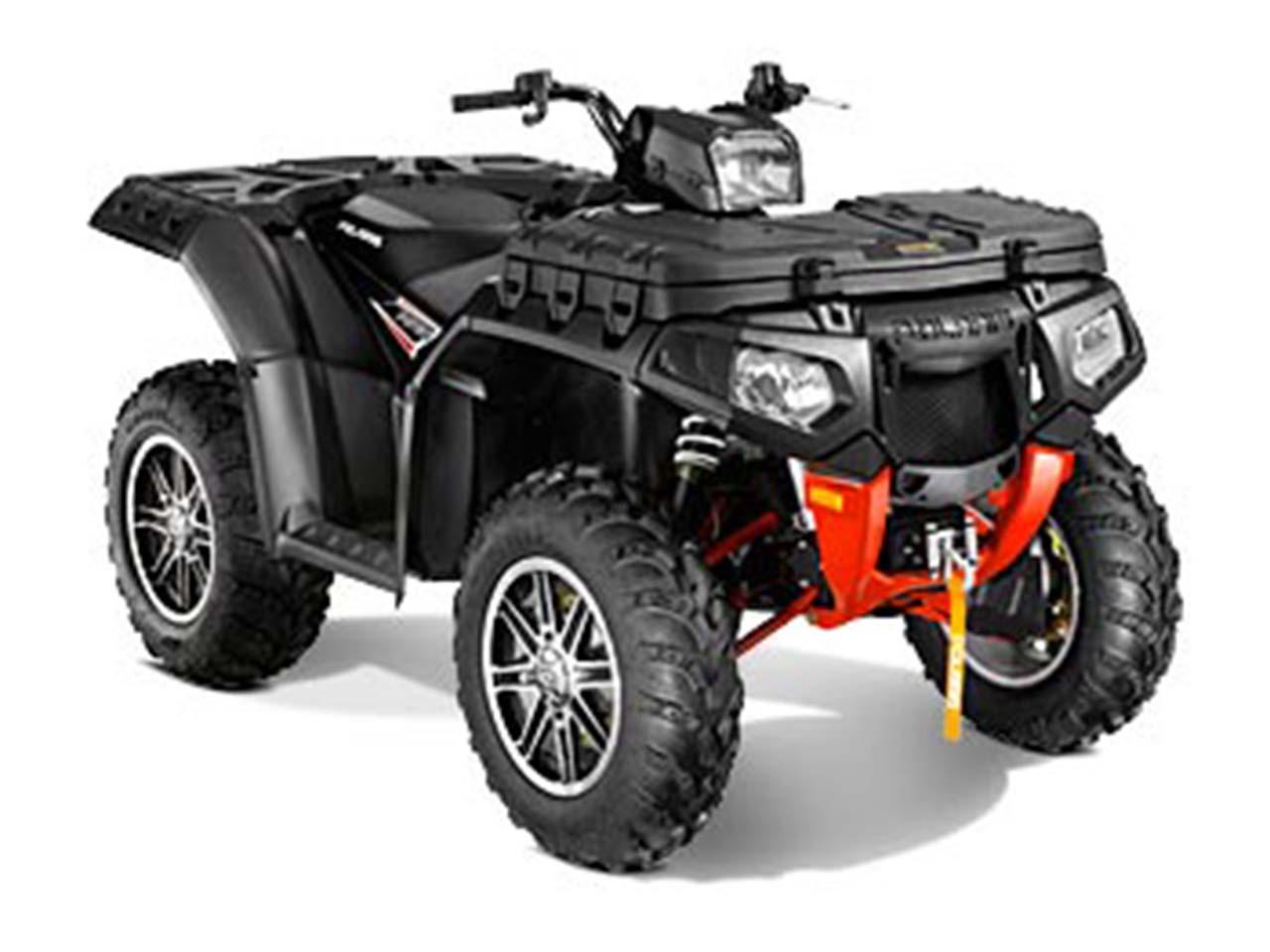 Polaris 2013 Limited Edition Models | ATV Illustrated