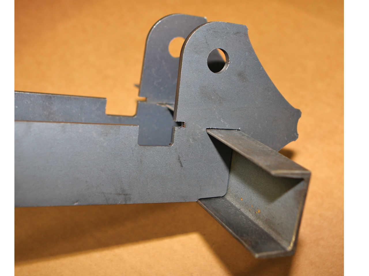 New Shop Tool The Rogue Engineering Tube Bender Atv