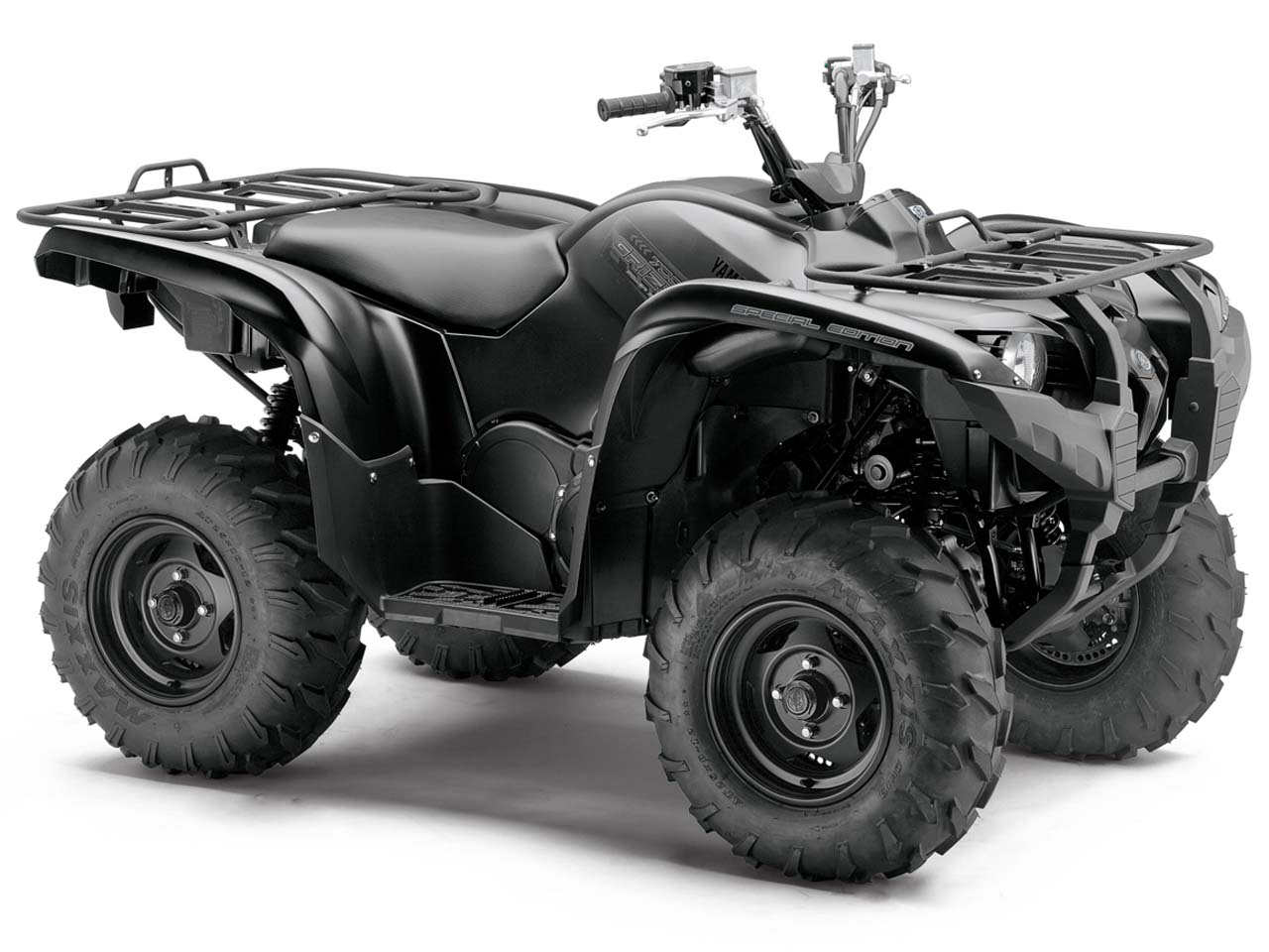 Yamaha's 2013 Special Edition Grizzly 700 and Rhino 700 Vehicles | ATV