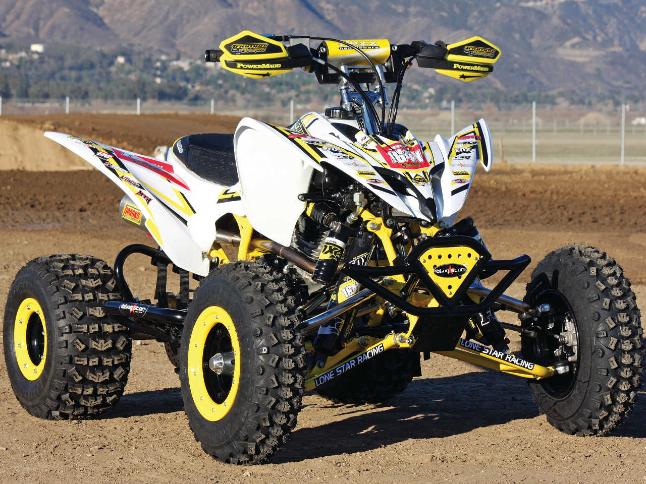 Build project triumph motorsport 39 s yamaha raptor 250 for Yamaha raptor 250 price