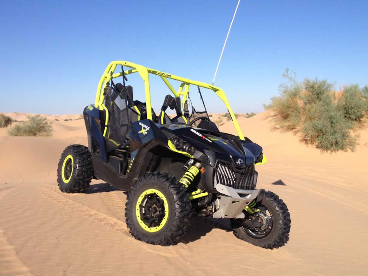 Can Am 1000 Turbo >> 2015 Can Am Maverick 1000r Turbo Video Preview Atv