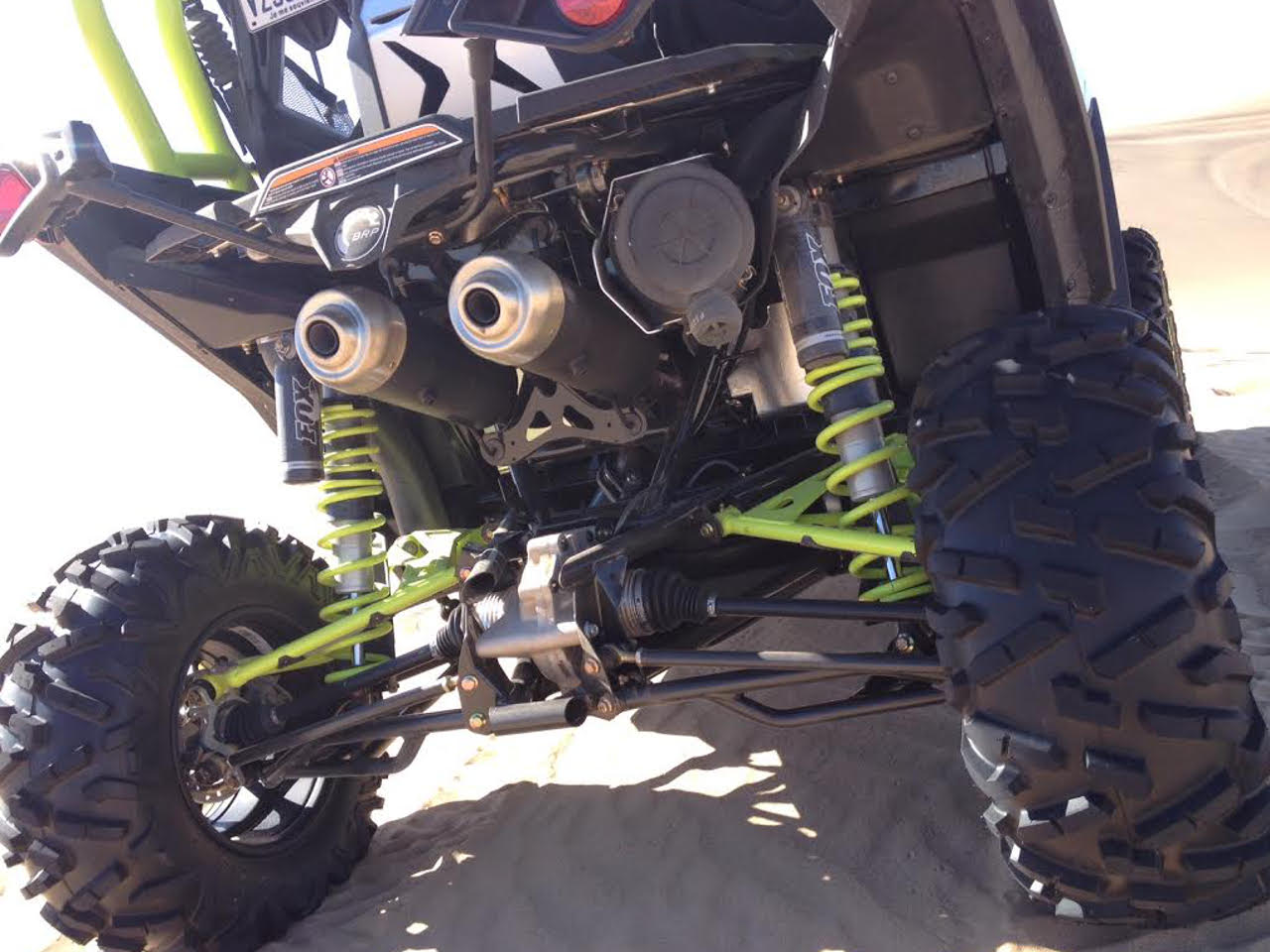 2014 Can Am Maverick Side X Side And Outlander Renegade Ds ... - photo#42
