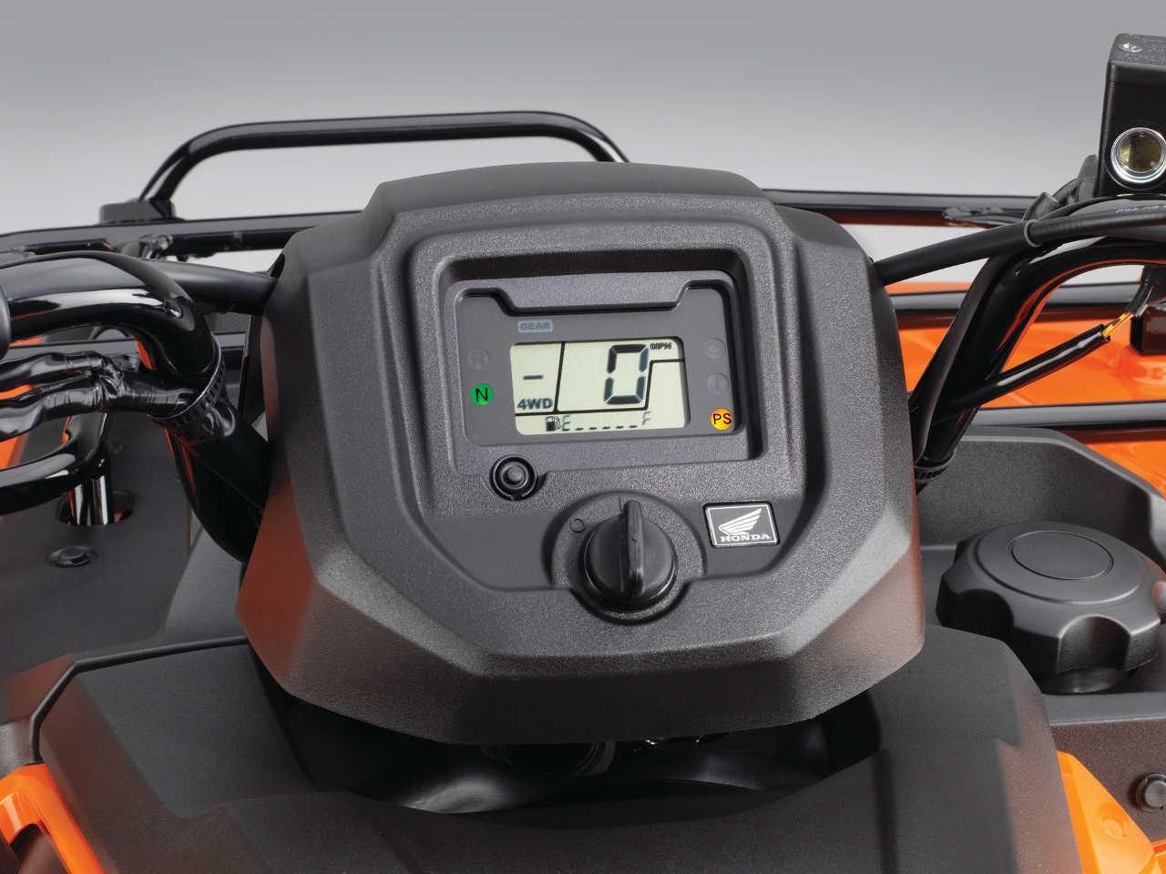 2014 Honda Fourtrax Rancher ATV Review  ATV Illustrated