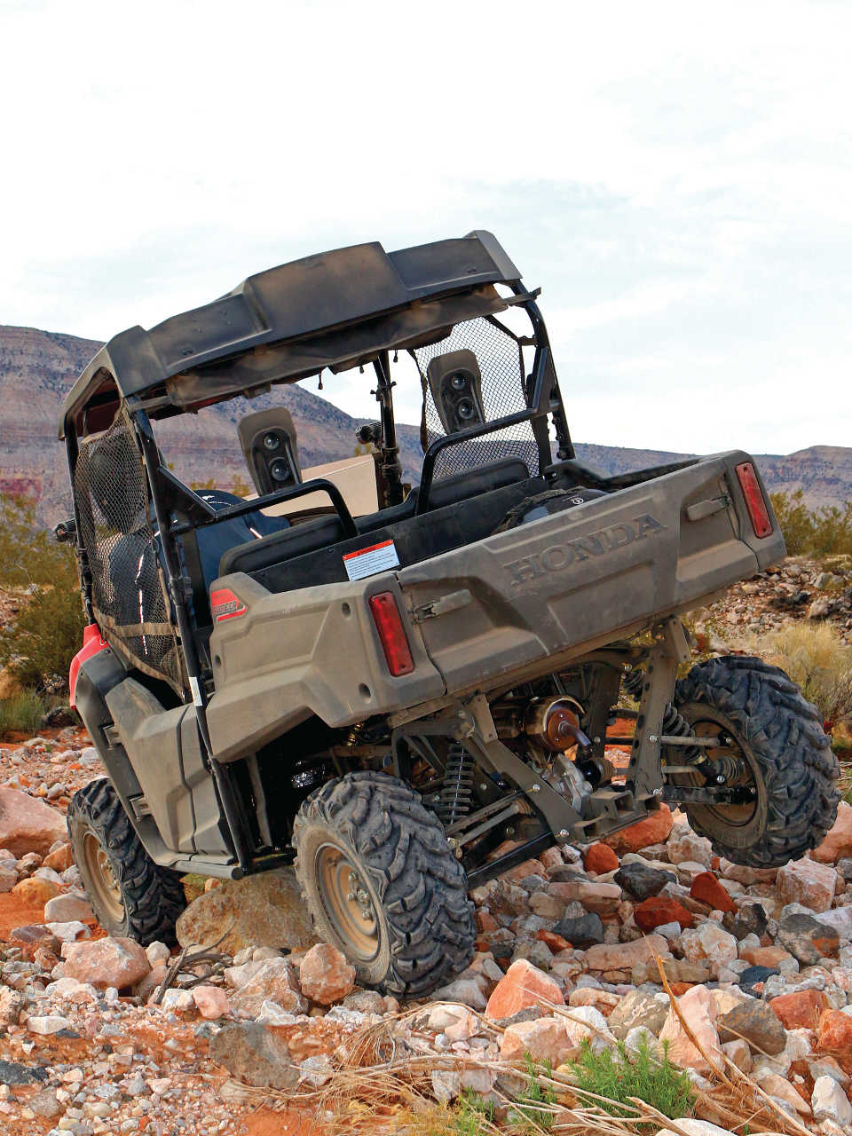 Trail Tested Western Pioneer Atv Illustrated