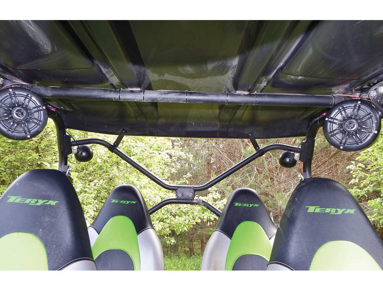 UTV Accessories 101; Building a Trail Friendly Teryx | ATV ...