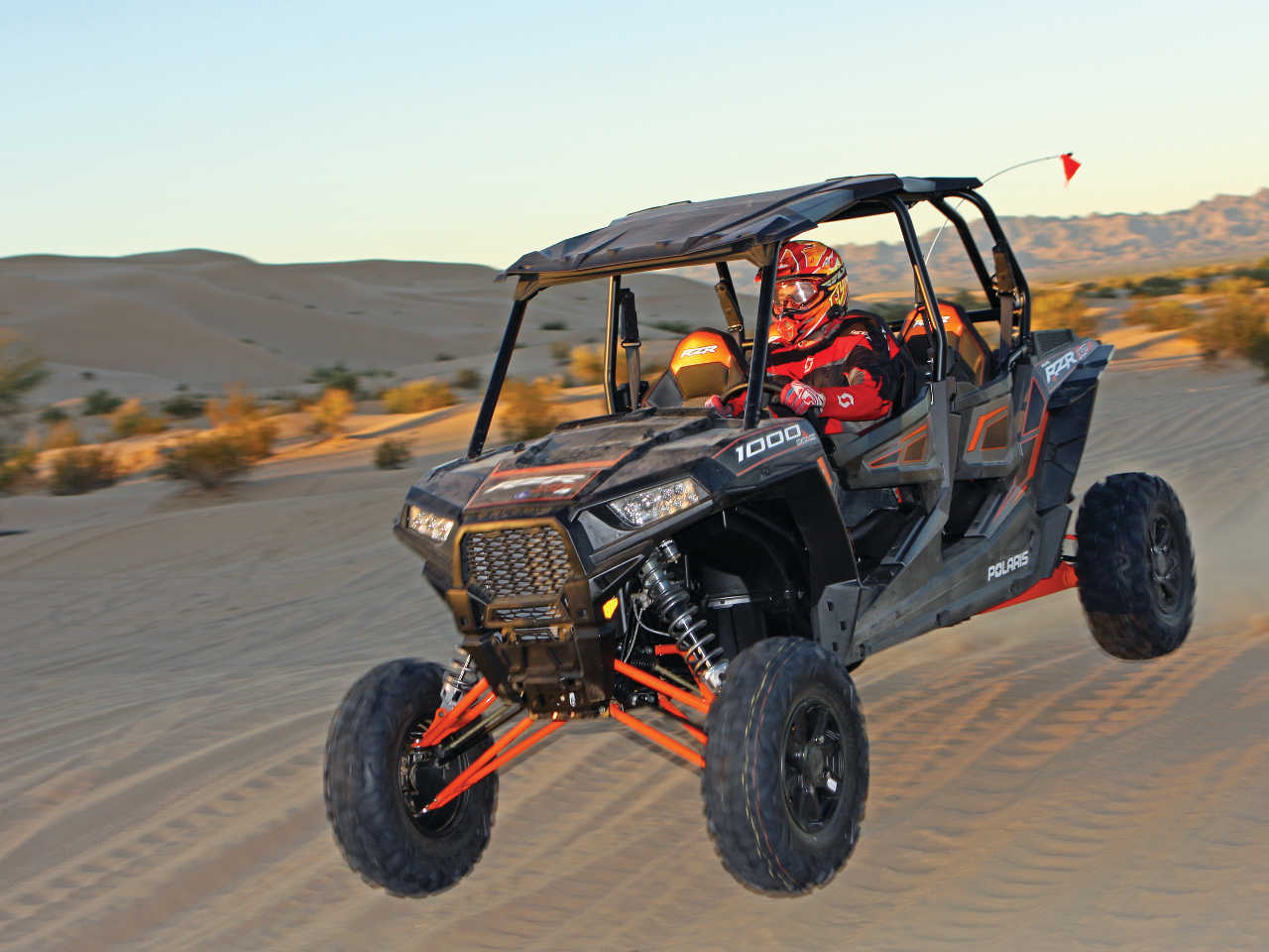 ride tested the 2014 polaris rzr xp 4 1000 eps atv illustrated. Black Bedroom Furniture Sets. Home Design Ideas