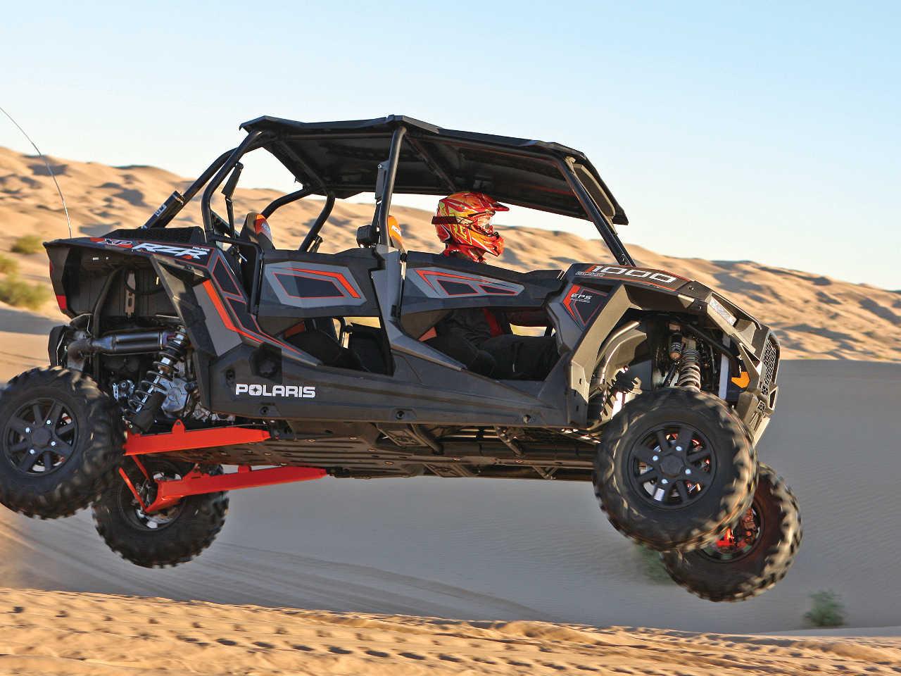 Ride Tested - The 2014 Polaris RZR XP 4 1000 EPS | ATV