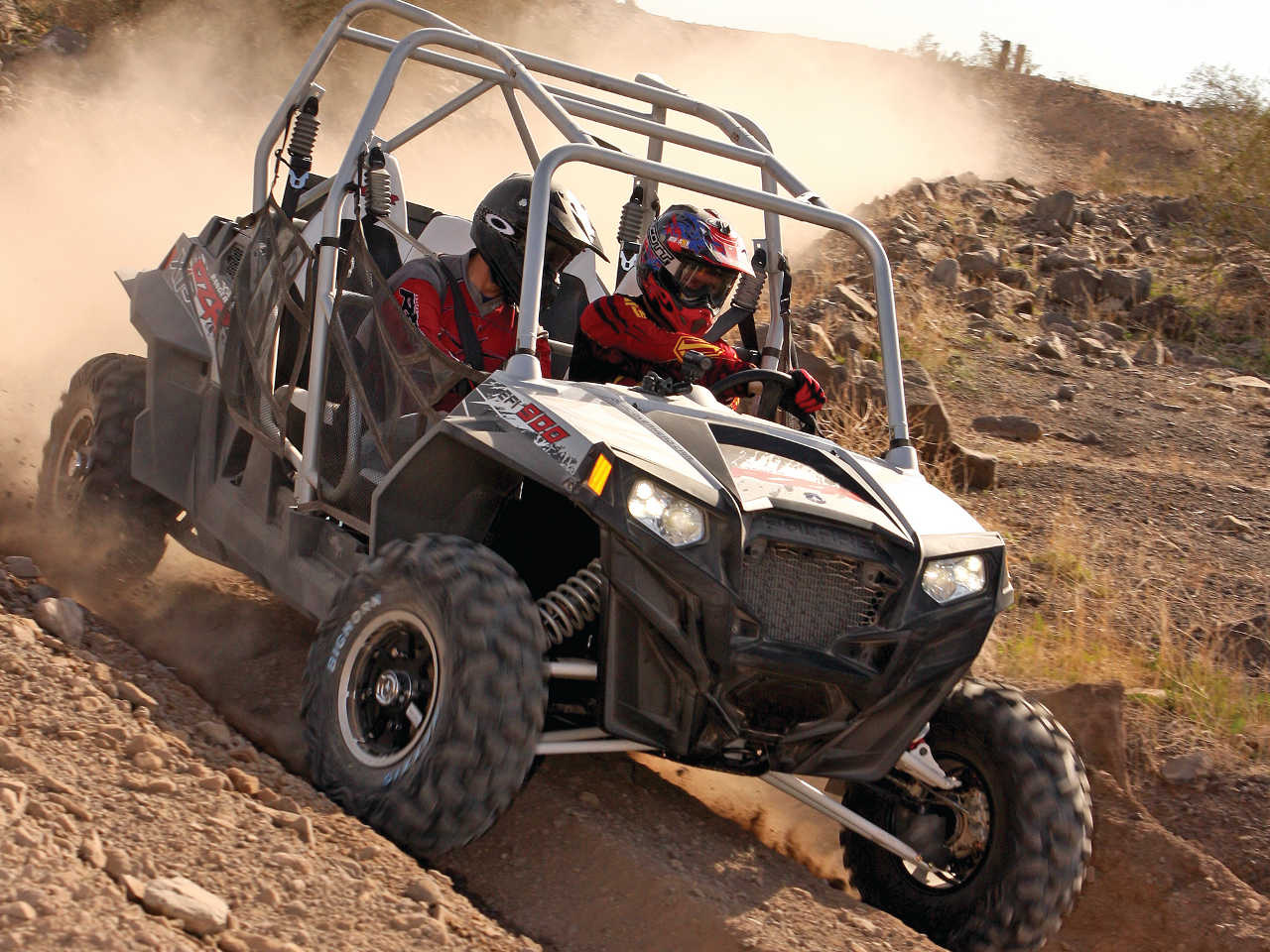 Long Term Report - The Polaris RZR XP4 900 EPS | ATV Illustrated