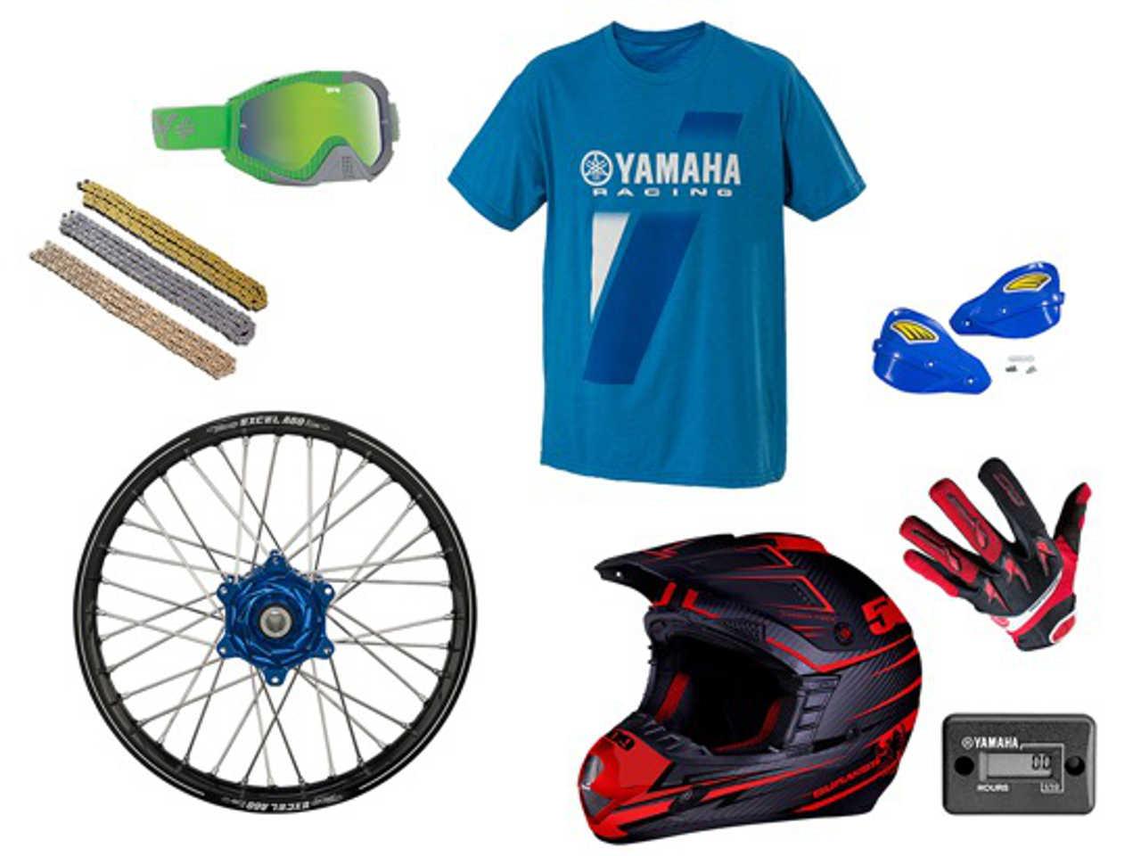 2014 Yamaha Motor Corporation Parts And Accessory Group U
