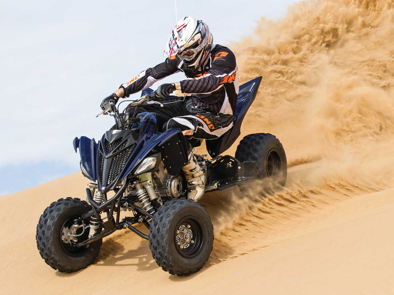Special Edition Models - 2014 Yamaha YFZ450R SE and Raptor 700R SE ...