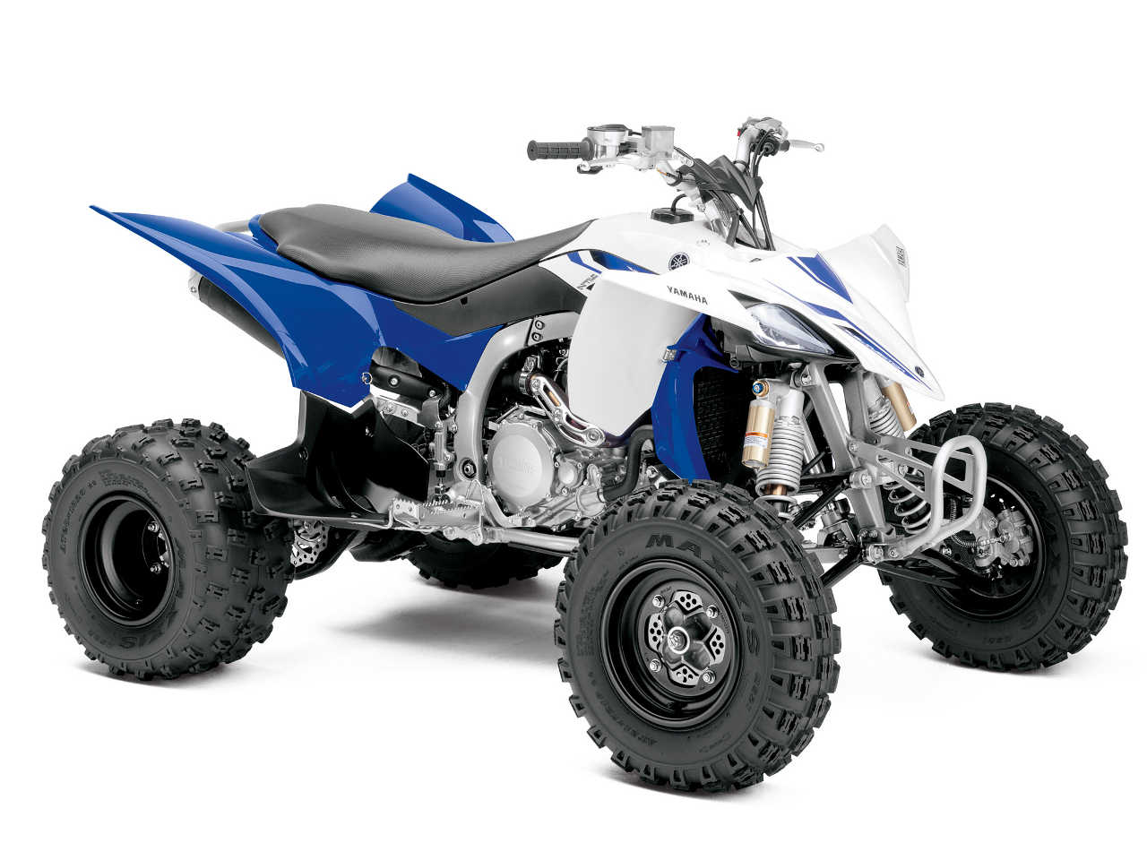 yamaha s 2014 yfz450r now assembled in usa atv illustrated. Black Bedroom Furniture Sets. Home Design Ideas