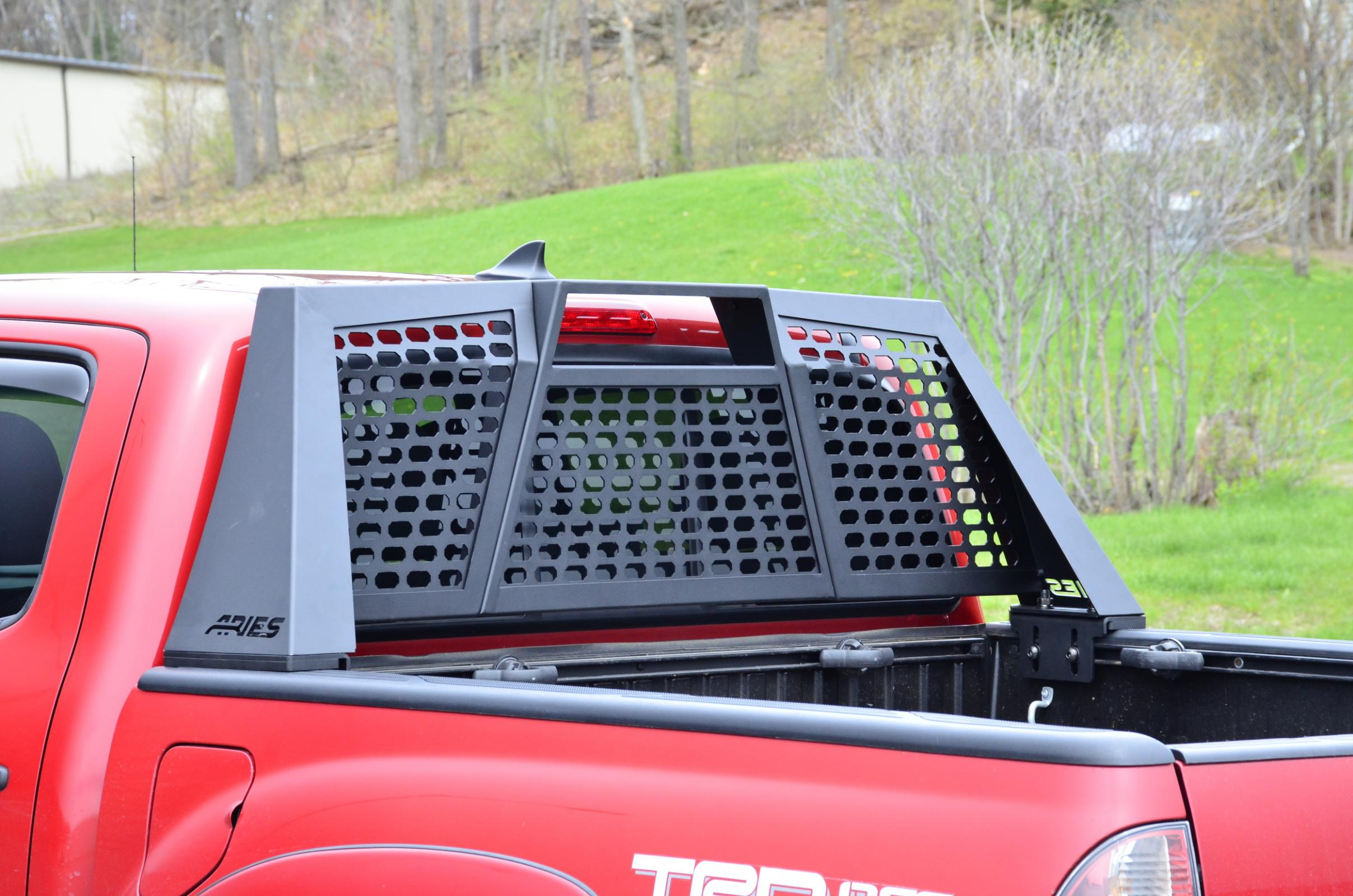 New Aggressive Lightweight Easy To Ship Headache Rack Atv F150 With A Fast Paced Marketer And Innovator Of Truck Jeep Suv Cuv Accessories Has Released Highly Functional Edgy Looking Called