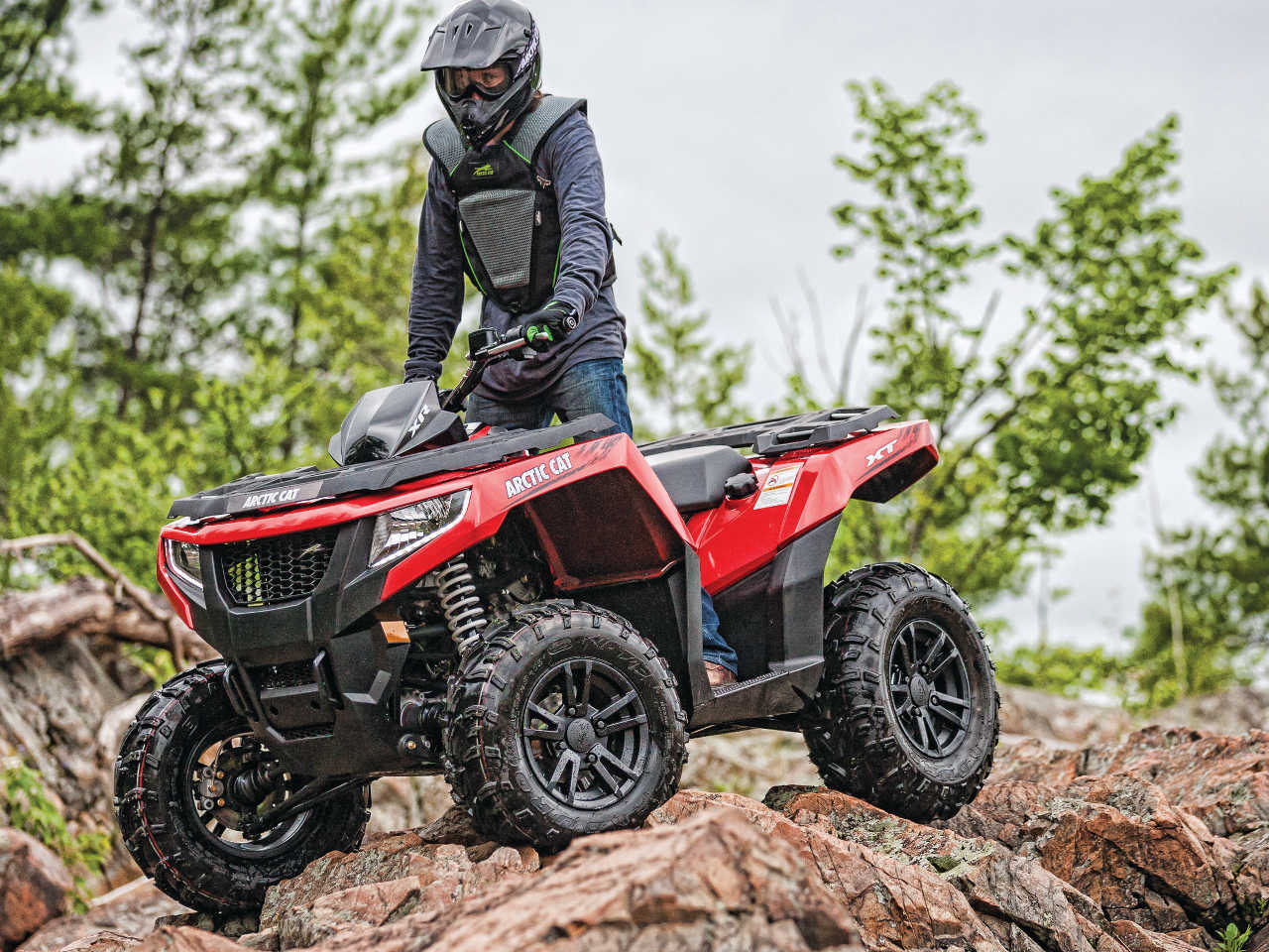 New Model Preview 15 For 2015 Atv Illustrated