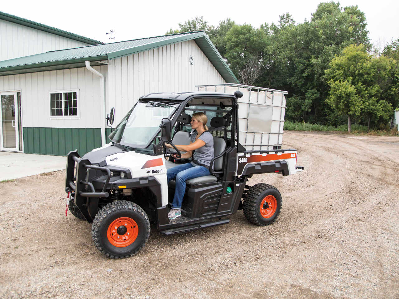 2015 Bobcat Utility Vehicles Offer Exceptional Performance For